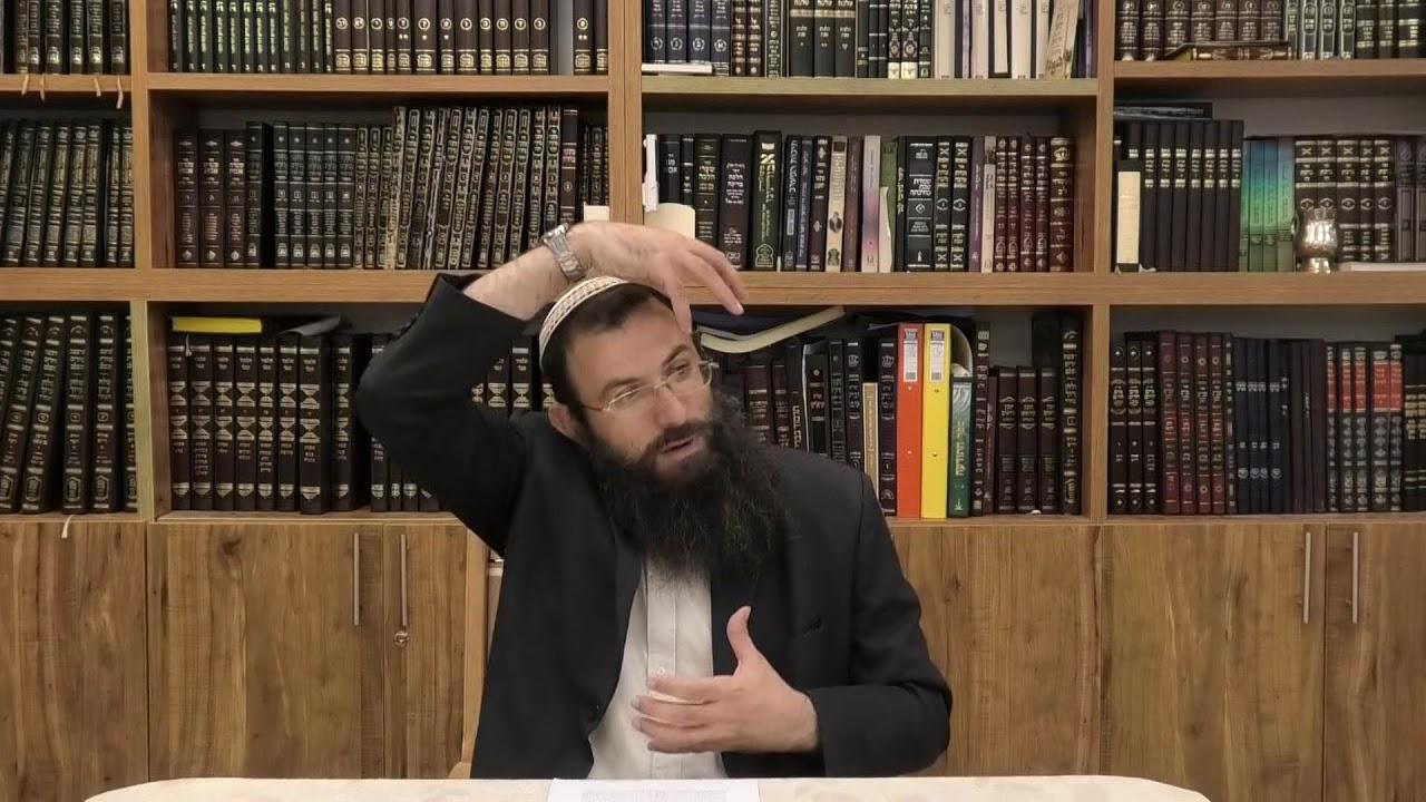 הלכות ערובין סימן שפב סעיפים א-יא. הרב אריאל אלקובי שליט''א