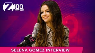 Download lagu Selena Gomez Talks Her Music Helping Others,