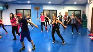 WE WANNA, ALEXANDRA STAN FT. INNA- Zumba con Jose, Holiday Fitness Gym