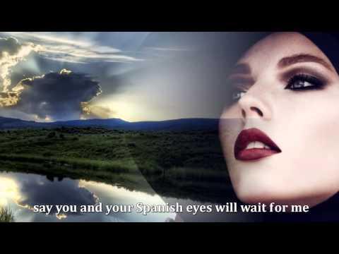 Elvis Presley - Spanish Eyes - lyrics