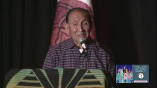 15th National Indian Nations Conference - Opening Invocation - Ernest Siva