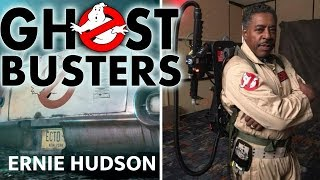 Ghostbusters 2020 Ernie Hudson Spoke To Jason Reitman