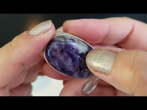 Мои крупные серебряные кольца 💍