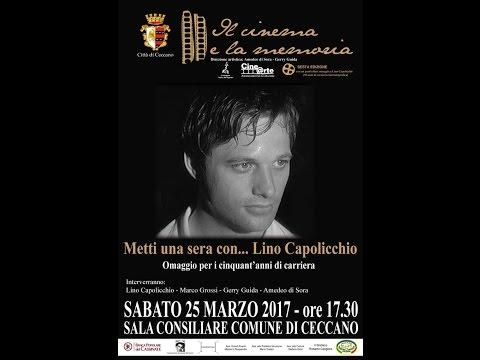 Metti una sera con... Lino Capolicchio