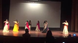donu donu naidorintikada yela yela songs medley iit kharagpur girls dance for ugadi 2017