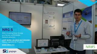 5G PPP NRG5 EuCNC 2019 Project Demo