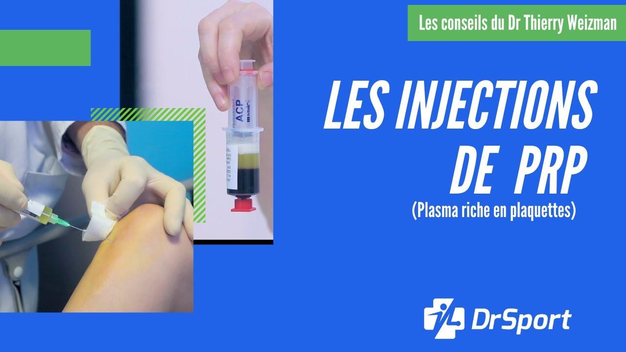 Download Injection de PRP ou plasma riche en plaquettes: tout savoir sur ce traitement ! [Conseil Dr Sport]