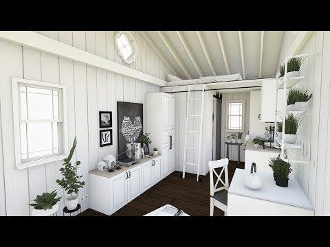 Diseño Interior Tiny House Casa 15 7 M2 Youtube