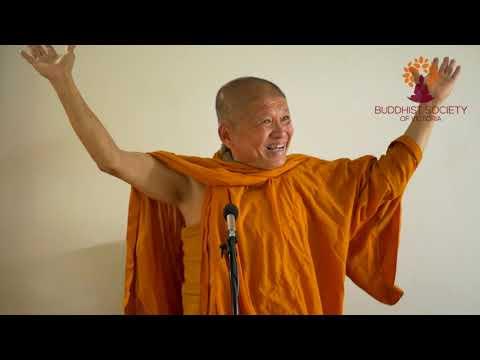 Ven Dr. Vimokkha Metino - Session 3: Breathing Meditation