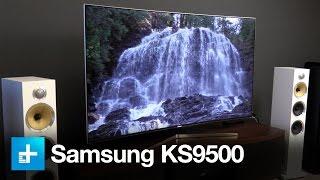Samsung KS9500 SUHD 4K LED TV - Review