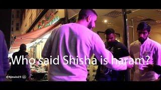 Who said Shisha is haram? || Vlog