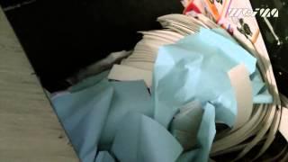 Шредер промышленный для измельчения бумаги, картона, пластмасс WEIMA WLK 10(, 2013-11-20T17:21:54.000Z)