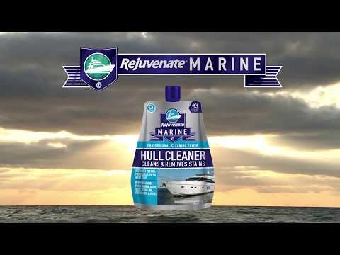 Rejuvenate Marine Hull Cleaner