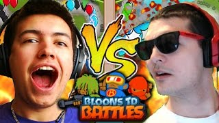 CRAZIEST BATTLE EVER Vs NICKATNYTE!!!