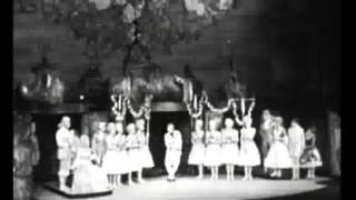 1971 год. Открытие сезона в Театре Сатиры