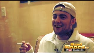 Mac Miller talks Album, Ariana Grande, Celebrity Culture. Says he thought he was on way out