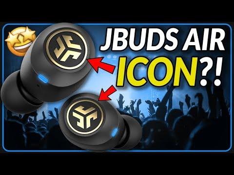 JLab JBuds Air Icon | Best True Wireless Earbuds 2019?!
