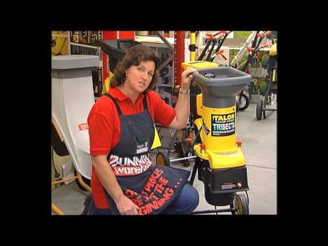 How To Choose A Garden Shredder - DIY At Bunnings