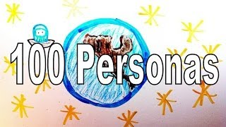 El mundo en 100 personas #habiaspensado
