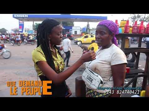 RDCONGO: RÉALITÉ YA  FRANC CONGOLAIS VS DOLLARS NA POCHE YA CONGOLAIS