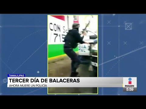Tres días consecutivos de balaceras en Nuevo Laredo | Noticias con Francisco Zea