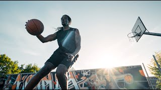 Kamau   Basketball Spec Ad