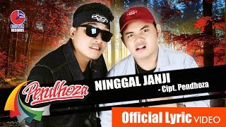 Gambar cover PENDHOZA - NINGGAL JANJI - Official Video