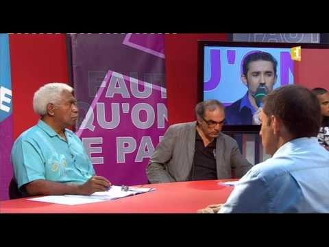 """Débat télévisé à propos de la sortie du film """"L'ordre et la morale"""" de Mathieu Kassovitz."""