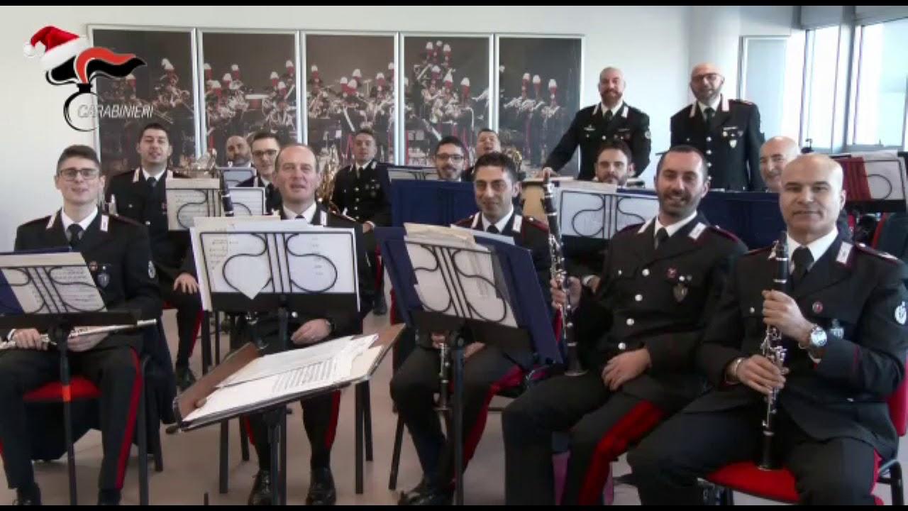 Auguri Di Buon Natale Su Youtube.Carabinieri Auguri Di Buon Natale