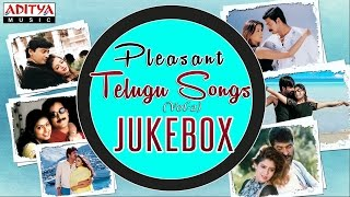 Pleasant telugu hit songs || jukebox (vol- 2)