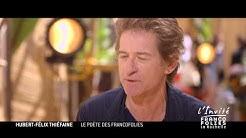 Hubert-Félix Thiéfaine aux Francofolies : 'j'ai l'autorisation de délirer'