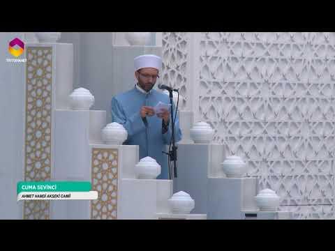 Cuma Hutbesi 25 Mayıs 2018 - Oruç ve Kur'an Ayı Ramazan
