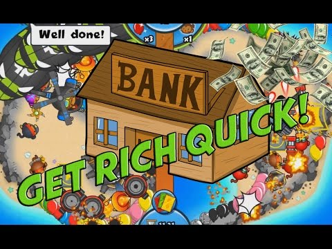 ALL HAIL THE MONKEY BANK - Bloons TD Battles Card Battles