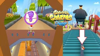 SUBWAY SURFERS: TAGBOT, JAKE vs INSPECTOR and his DOG!