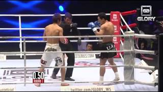 GLORY 8 Tokyo: Yuta Kubo vs Chibin Lim (Full Video)