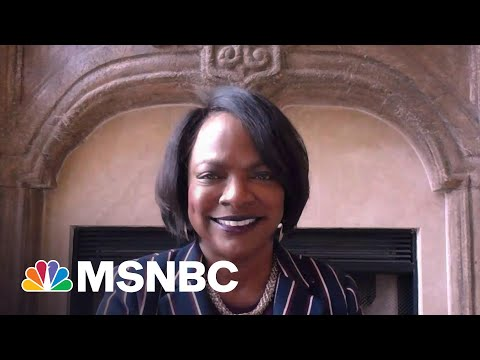 Rep. Demings On Police Reform: 'Let's Get This Law Passed'   Stephanie Ruhle   MSNBC
