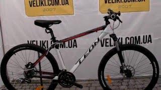 Обзор велосипеда Leon XC 80 HD (гидравлические дисковые тормоза)