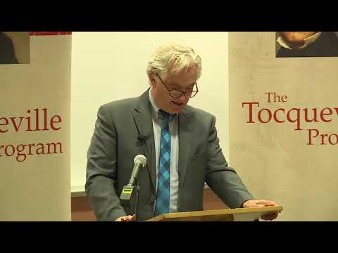 """Ralph Hancock, """"Christianity and the Political Life"""" Tocqueville Program at Furman"""