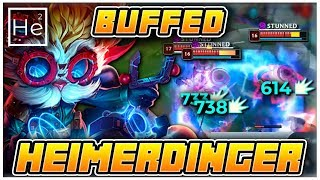 One of Heisendong's most recent videos: