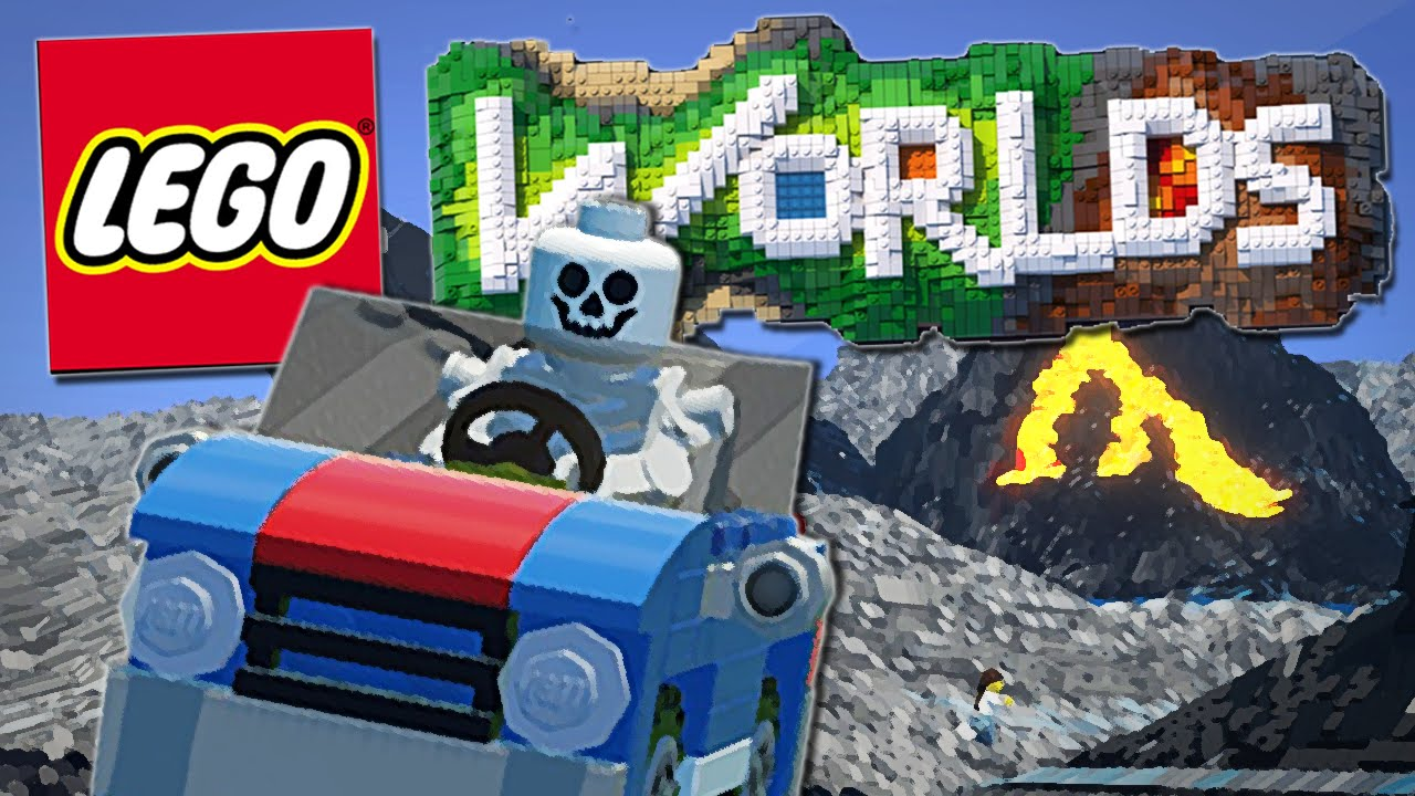 LEGO® Worlds free download