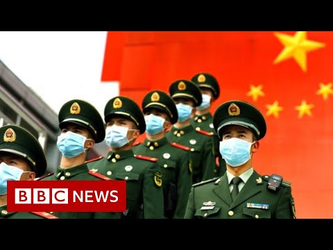 Coronavirus: China's Xi Visits Hospital In Rare Appearance - BBC News