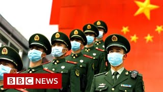 Coronavirus: China's Xi visits hospital...