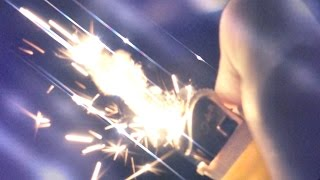1000fps Airsoft Lighter and Fire