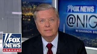Lindsey Graham breaks down the Wray-Horowitz hearing