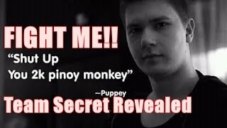 Team Secret Exposed Eternal Envy Revealed Team Secret