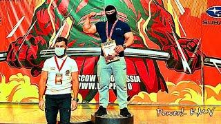 Сапожонков Андрей 277 кг все подходы Чемпионат мира 2020 г PRO WRPF жим лежа