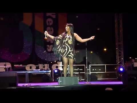 Adina Howard - EDM Interlude (Live @ Long Beach Pride) 5-19-13