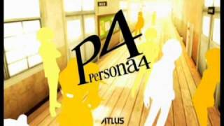 My Fav VGM 008 - Persona 4 -Backside of the TV