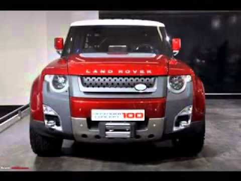 2016 Land Rover Defender Interior and Exterior  YouTube