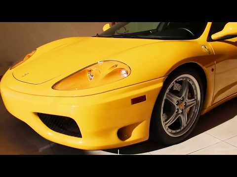 FERRARI - F360 MODENA - 2004 [ALL MOTORS]